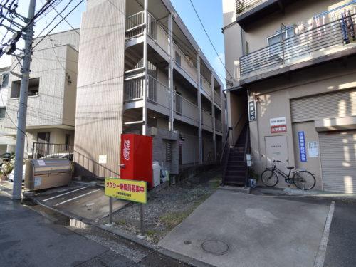 【賃貸】WEST YOKOHAMA 103号室