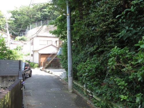 【売地】横浜市中区本牧2丁目 戸建用地・建築条件無・現状有姿渡